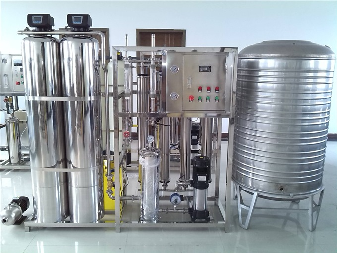 1T/H 单级纯水设备
